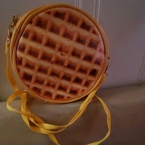 Spirit Waffle Purse